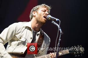 The Black Keys performing at Pavilhao Atlantico  Featuring: Dan Auerbach