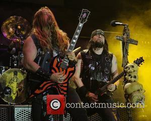Hunt Joins Black Label Society