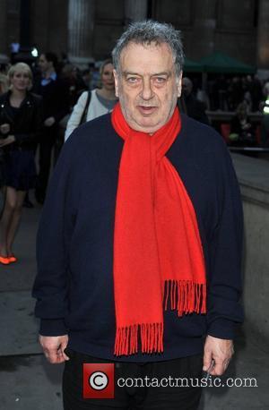 Stephen Frears 'Blackmail' world film premiere held...