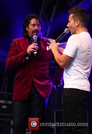 Laurence Llewelyn-Bowen The 2012 Blackpool Illuminations Swtich-On Concert Blackpool, England - 31.08.12