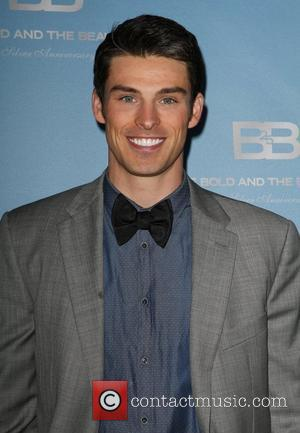 Adam Gregory 25th Silver Anniversary Party For CBS' The Bold and the Beautiful held at Hill Street Los Angeles, California...