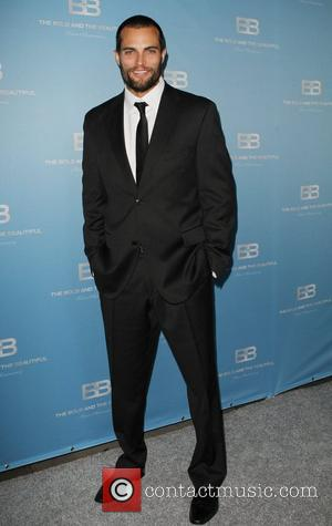 Scott Elrod 25th Silver Anniversary Party For CBS' The Bold and the Beautiful held at Hill Street Los Angeles, California...