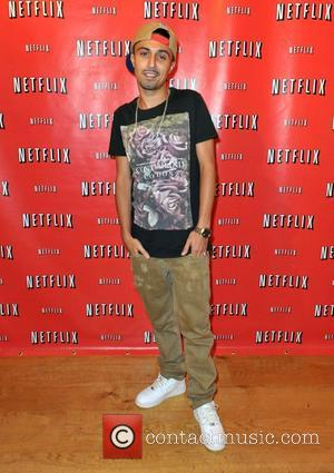 Adam Deacon at the Netflix 'Bollywood Style And Cinema' Party held at the Exposure Gallery London, England - 05.09.12