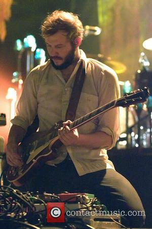 Justin Vernon and Bon Iver