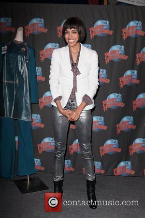 Tamara Taylor and Planet Hollywood