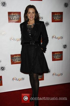Countess LuAnn de Lesseps  Opening night of the Broadway production of 'Bonnie and Clyde' at the Gerald Schoenfeld Theatre...