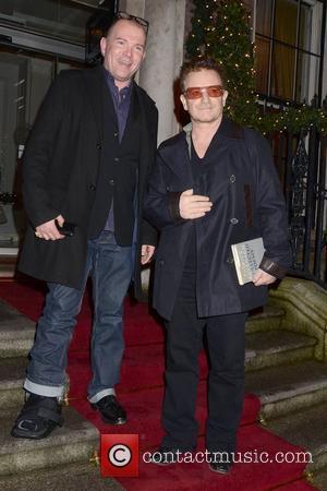 Bono and Gavin Friday