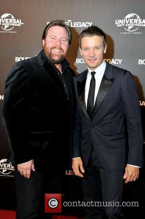 Shane Jacobson and Jeremy Renner