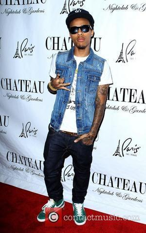 Bow Wow Bow Wow walks the red carpet at Chateau Nightclub and Gardens at Paris Hotel and Casino  Las...