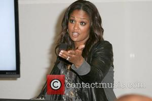 Laila Ali  attend the USA Olympic Boxing Benefit held at the Paley Center  Beverly Hills, California - 24.04.12