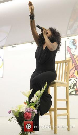 Karyn White  6th Annual Boyle Heights Youth Center Fundraiser held at Boyle Heights Tech Youth Center  Los Angeles,...