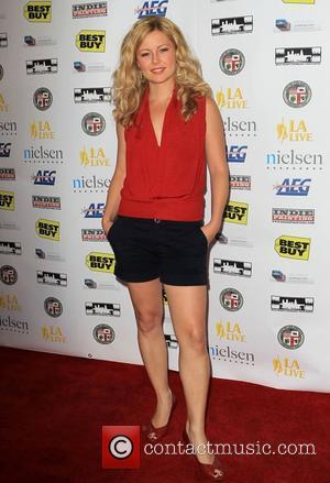 Kim Poirier  6th Annual Boyle Heights Youth Center Fundraiser held at Boyle Heights Tech Youth Center  Los Angeles,...