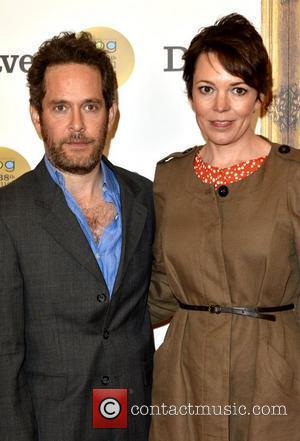 Tom Hollander and Olivia Colman