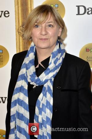 Victoria Wood 38th Annual Broadcasting Press Guild Awards 2012 held at the Theatre Royal Drury Lane - Arrivals London, England...