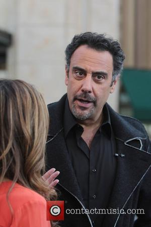 Brad Garrett at The Grove to appear on the entertainment news show 'Extra' Los Angeles, California - 19.01.12