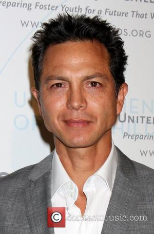 Benjamin Bratt  United Friends of the Children's Annual Brass Ring Awards at the Beverly Hilton Hotel - Arrivals Los...