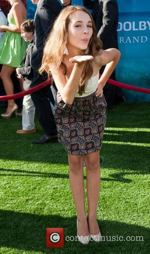 Haley Pullos 2012 Los Angeles Film Festival premiere of Disney Pixar's 'Brave' at the Dolby Theatre  Hollywood, California -...