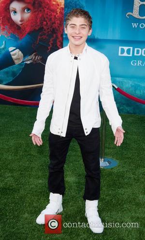 Ryan Ochoa 2012 Los Angeles Film Festival premiere of Disney Pixar's 'Brave' at the Dolby Theatre  Hollywood, California -...