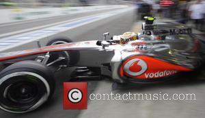 Lewis HAMILTON, GB, UK, Team McLaren-Mercedes F1 -   F1 Grand Prix in BRAZIL, Interlagos, Sao Paulo, Brazil -...