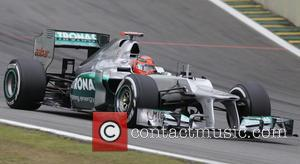 Michael SCHUMACHER, GER, Mercedes-GP F1 Team F1 Grand Prix in BRAZIL, Interlagos, Sao Paulo, Brazil - 24.11.12  Featuring: Michael...