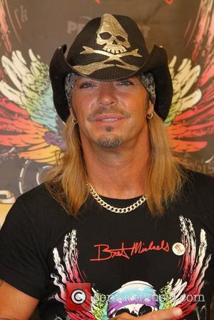 Bret Michaels'  meet and greet at the Farmingdale PetSmart store New York City, USA - 13.07.12