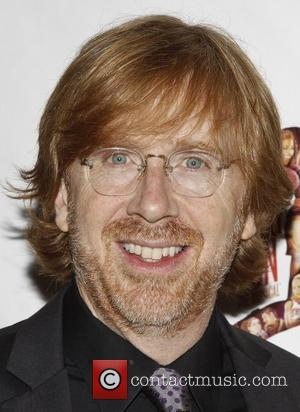 Trey Anastasio, Dwayne Johnson and Phish