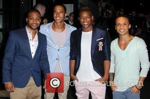 Jonathan Gill, Aston Merrygold, Jls and Brit Awards