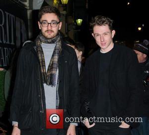 Gus Unger-hamilton, Thom Green and Alt-j