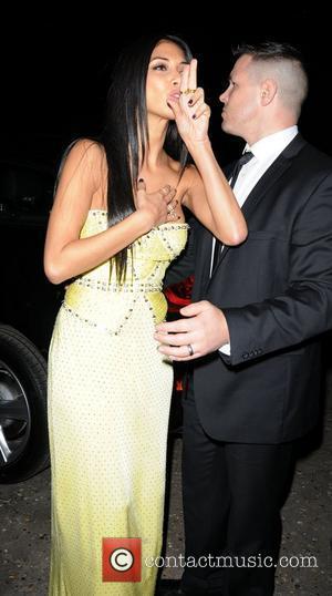 Nicole Scherzinger and Brit Awards