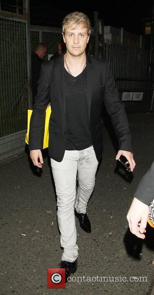 Kian Egan Celebrities leave the 'Britain's Got Talent' studios after the live show London, England - 08.05.12