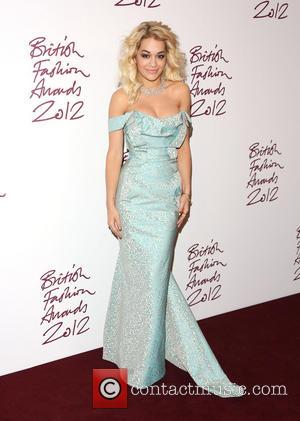 Rita Ora, British Fashion Awards
