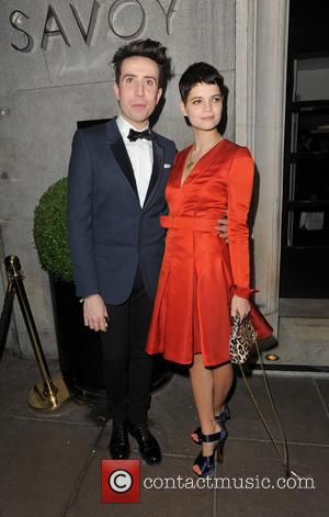 Nick Grimshaw, Pixie Geldof, British Fashion Awards