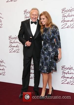 Harold Tillman and Princess Beatrice