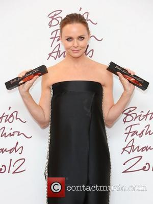 Stella Mccartney Dominates British Fashion Awards