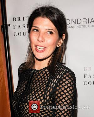 Marisa Tomei The British Fashion Council Cocktail Party to Celebrate London show Rooms LA held at the Skybar Los Angeles,...
