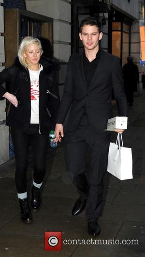 Jeremy Irvine, Ellie Goulding and British Academy Film Awards