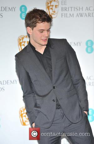 Jeremy Irvine EE British Academy Film Awards in 2013 Nominations held at BAFTA Piccadilly  Featuring: Jeremy Irvine Where: London,...