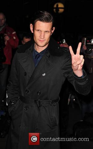 Matt Smith's Boozy Bash During Break From Tv Shoot
