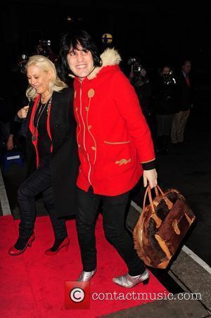 Noel Fielding Evening Standard British Film Awards 2012 - Arrivals London, England - 06.02.12