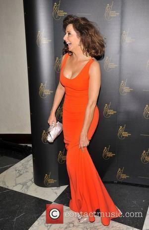 Carol Vorderman The British Inspiration Awards held at the InterContinental Hotel - Arrivals London, England - 24.05.12