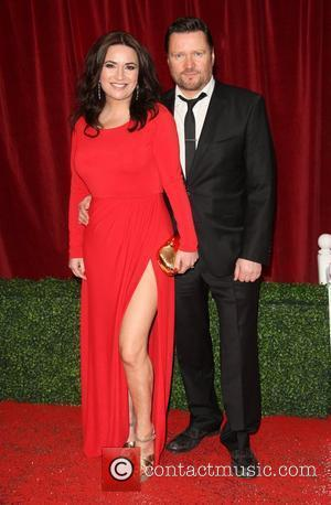 Debbie Rush and Ian Puleston-Davies The British Soap Awards 2012 held at the London TV Centre - Arrivals London, England...