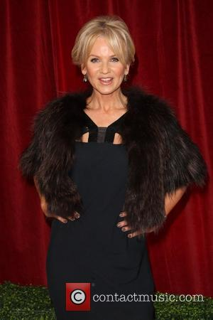 Lisa Maxwell The British Soap Awards 2012 held at the London TV Centre - Arrivals London, England - 28.04.12