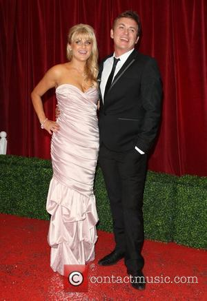Shane Richie and Christie Goddard The British Soap Awards 2012 held at the London TV Centre - Arrivals London, England...