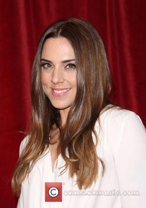 Mel C aka Melanie Chisholm The British Soap Awards 2012 held at the London TV Centre - Arrivals London, England...