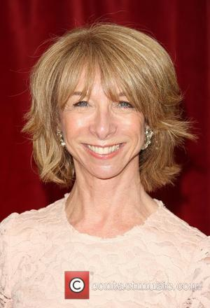 Helen Worth The British Soap Awards 2012 held at the London TV Centre - Arrivals London, England - 28.04.12