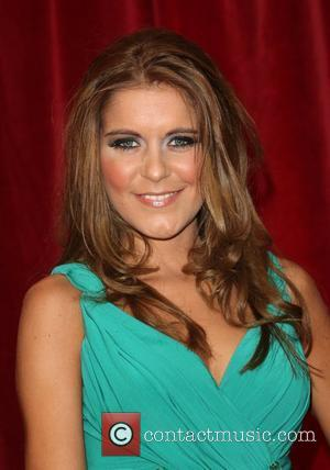 Gemma Oaten The British Soap Awards 2012 held at the London TV Centre - Arrivals London, England - 28.04.12