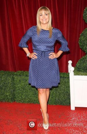 Jo Joyner The British Soap Awards 2012 held at the London TV Centre - Arrivals London, England - 28.04.12
