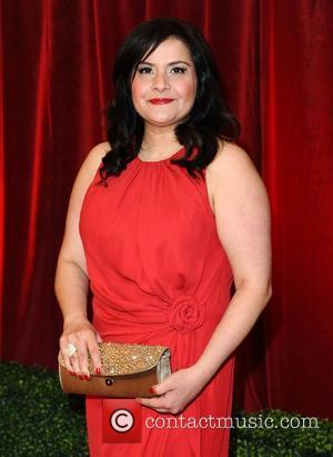 Nina Wadia The British Soap Awards 2012 held at the London TV Centre - Arrivals London, England - 28.04.12