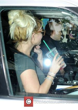 Britney Spears and West Hollywood
