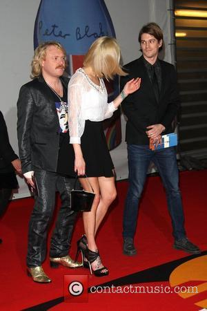Fearne Cotton, Leigh Francis and Brit Awards